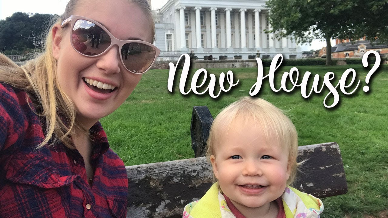 OUR NEW HOUSE - DATE NIGHT AND FAMILY OUTING - LOTTE ROACH