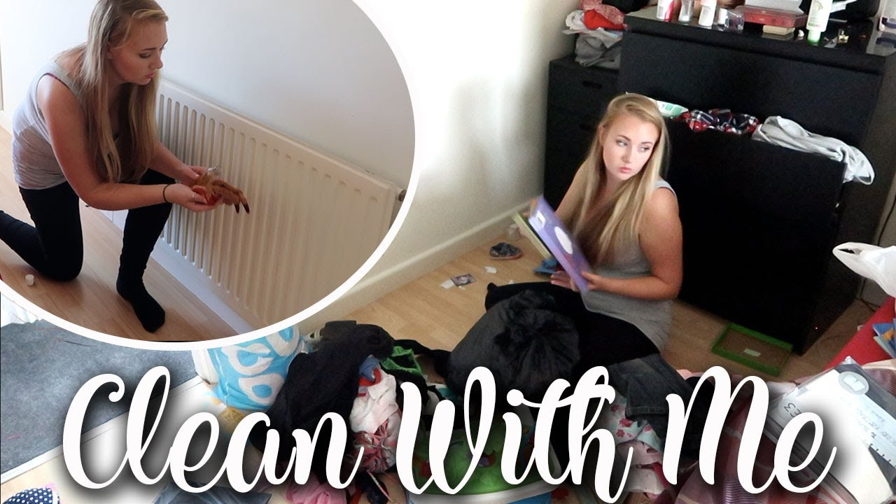 SPEED CLEANING MRS HINCH STYLE - UPSTAIRS TIDY UP CLEAN WITH ME - LOTTE ROACH