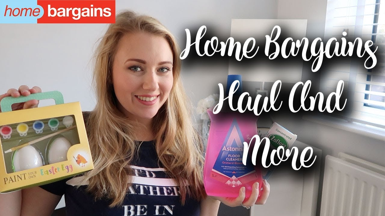 HUGE HOME BARGAINS HAUL AND OTHER SHOPS - BEDROOM DECOR ITEMS - CLEANING PRODUCTS - LOTTE ROACH