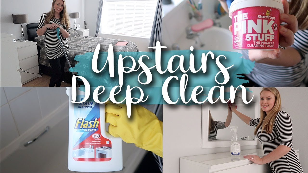 DEEP CLEAN SPEED CLEANING - BEDROOM, BATHROOM AND KIDS ROOM - LOTTE ROACH