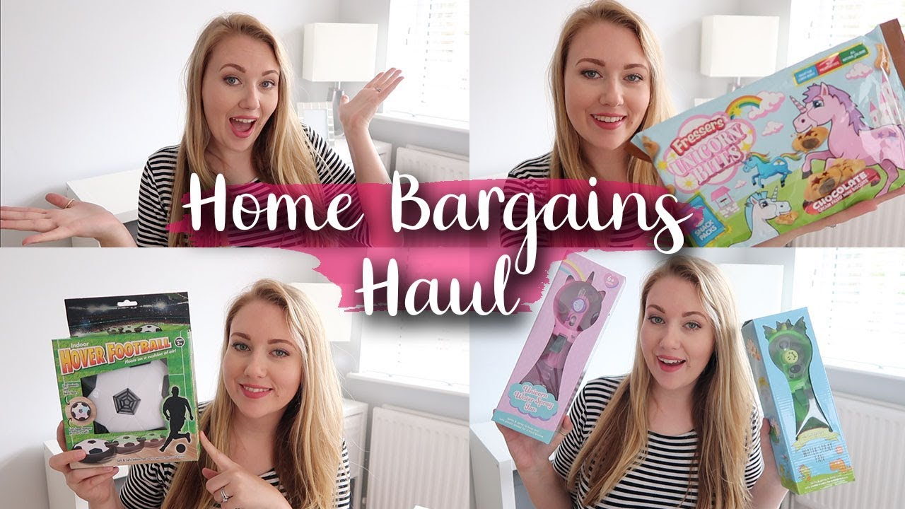 MAY HOME BARGAINS SUMMER / HOLIDAY HAUL AND FATHERS DAY - HEALTH AND BEAUTY - LOTTE ROACH