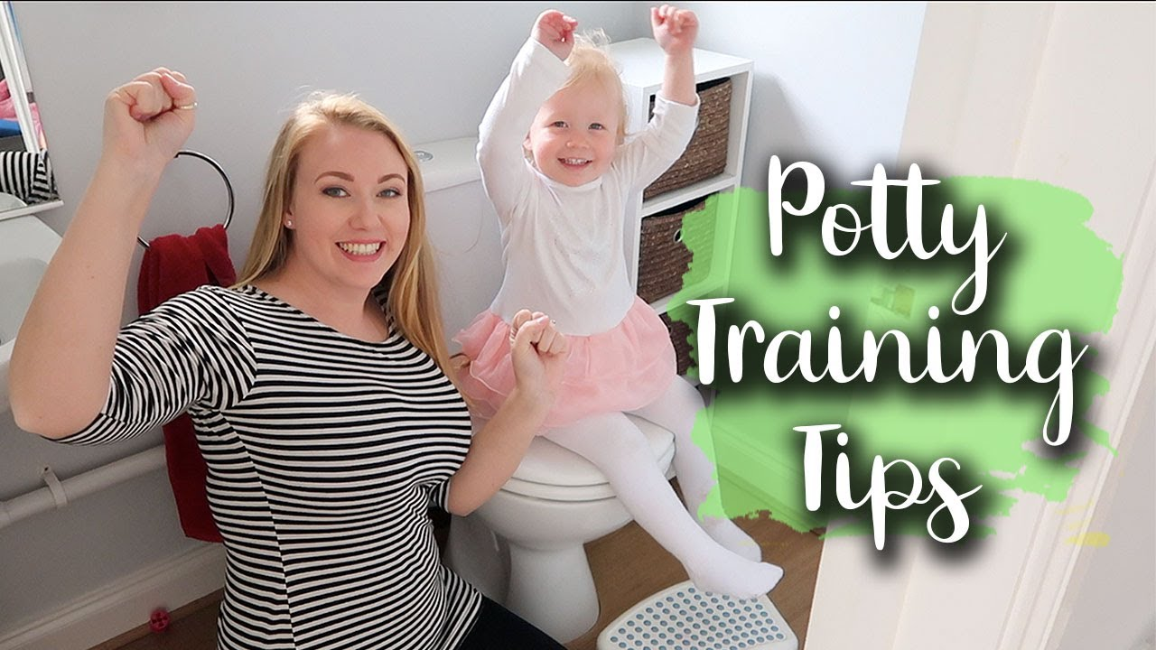 7 TOP TIPS FOR TOILET TRAINING - THINGS TO BUY - POTTY OR TOILET - LOTTE ROACH