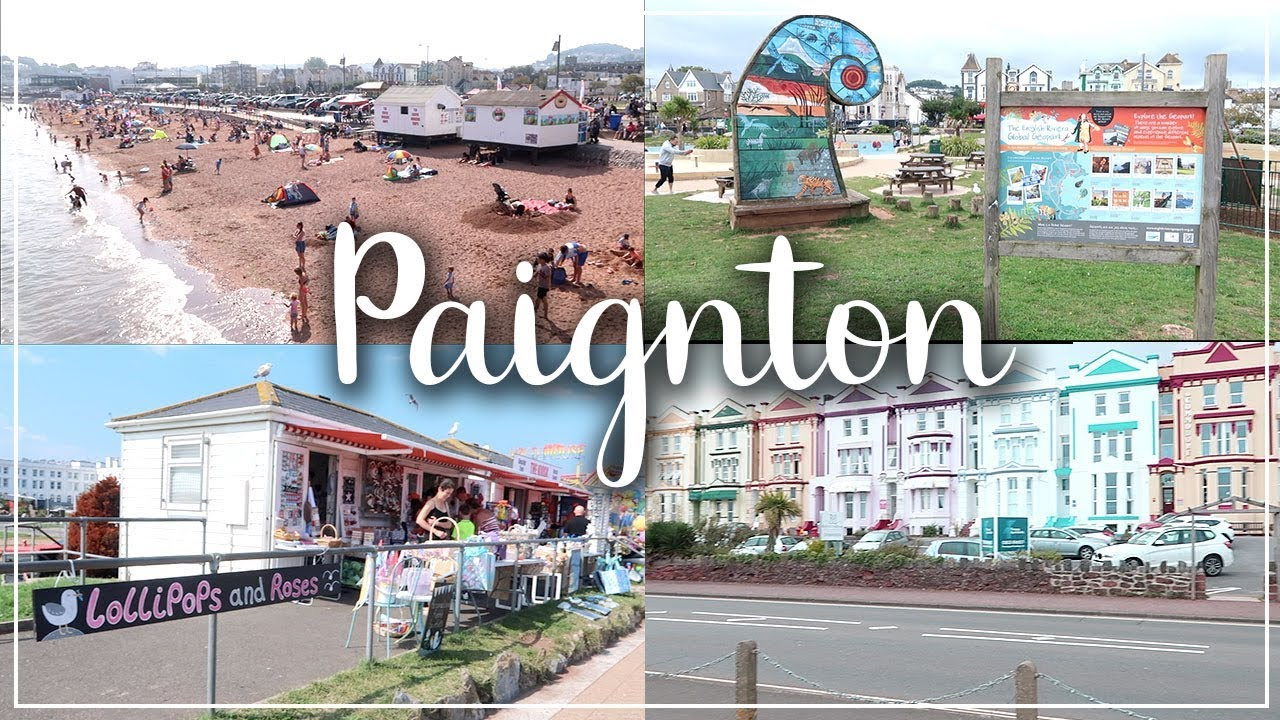 THINGS TO SEE AROUND PAIGNTON - TOURIST ATTRACTIONS IN PAIGNTON, SOUTH DEVON - LOTTE ROACH