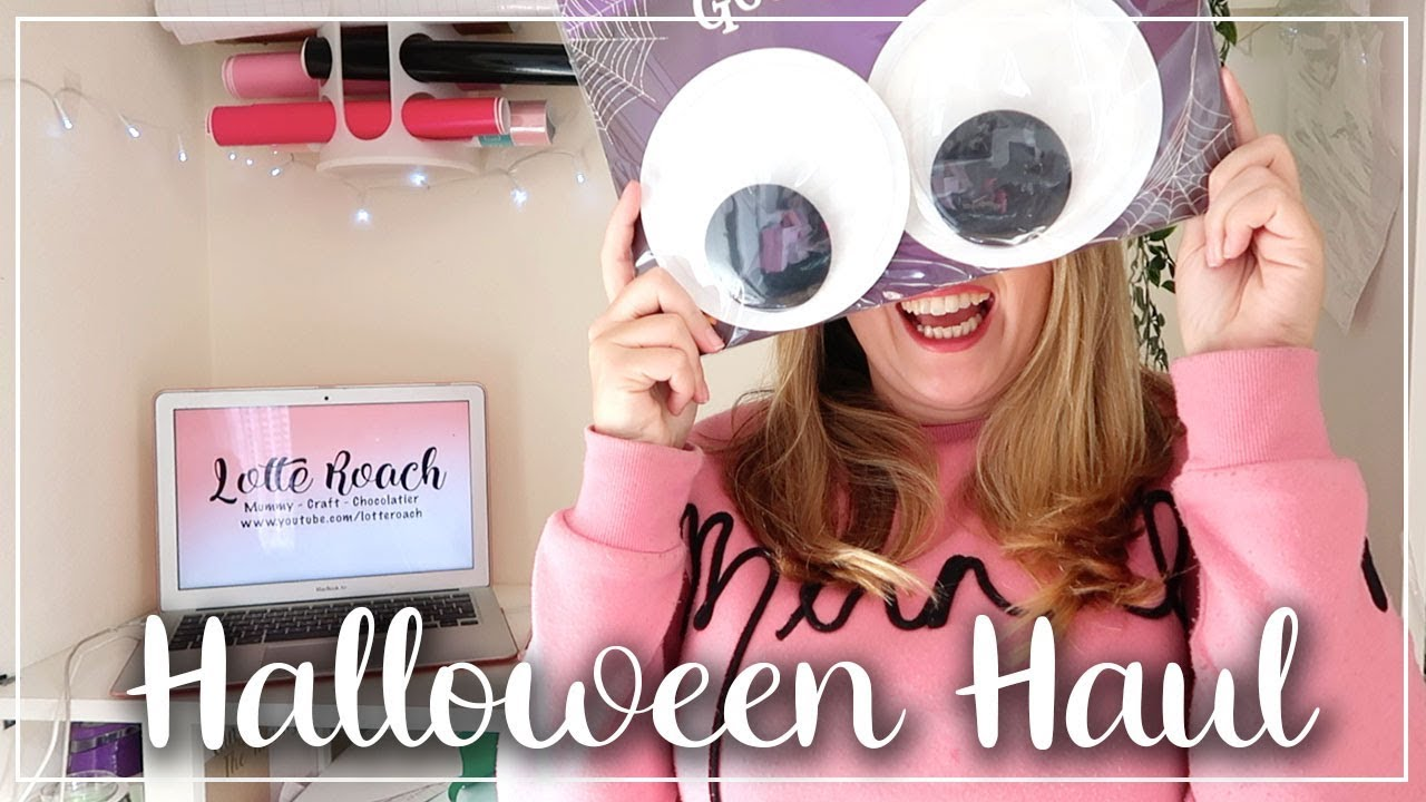 HALLOWEEN HAUL - SPOOKY GOODIES - OUTFITS - HOME DECOR AND MORE - LOTTE ROACH