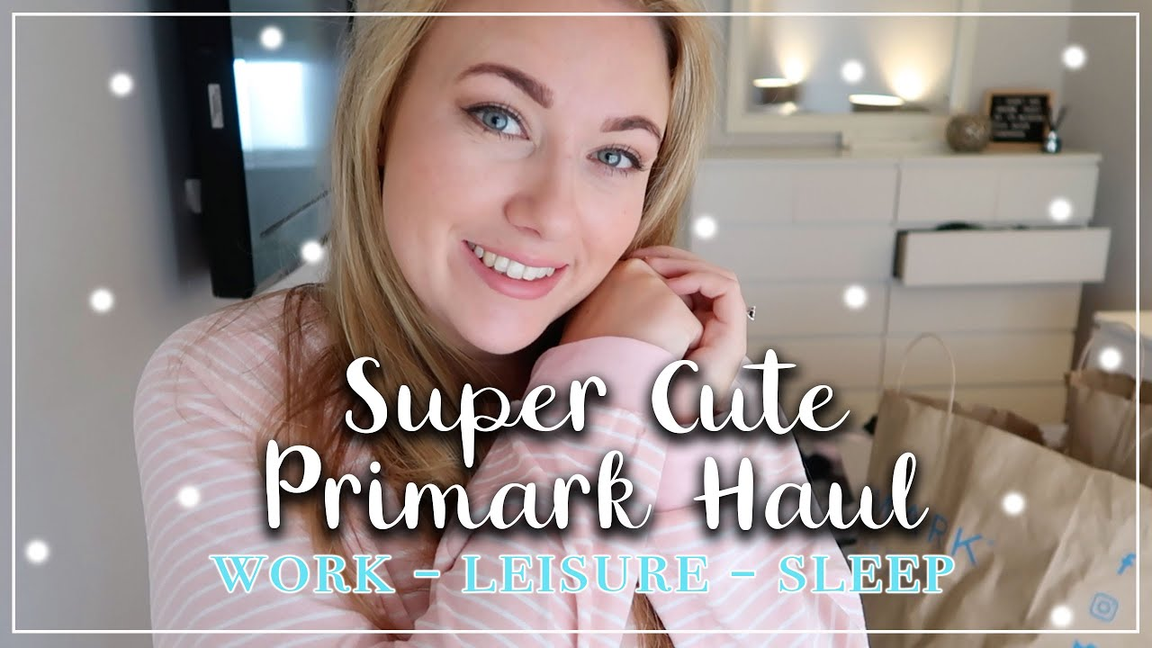 AUTUMN PRIMARK HAUL AND TRY ON NEW OCTOBER 2020 - LOTTE ROACH