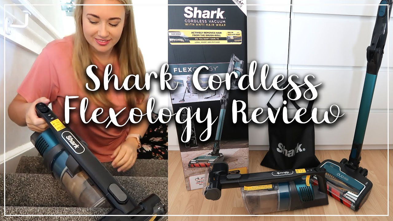 SHARK CORDLESS FLEXOLOGY DUOCLEAN 2020 (IZ201UKT) AND PET TOOL UPGRADE TEST AND REVIEW - LOTTE ROACH