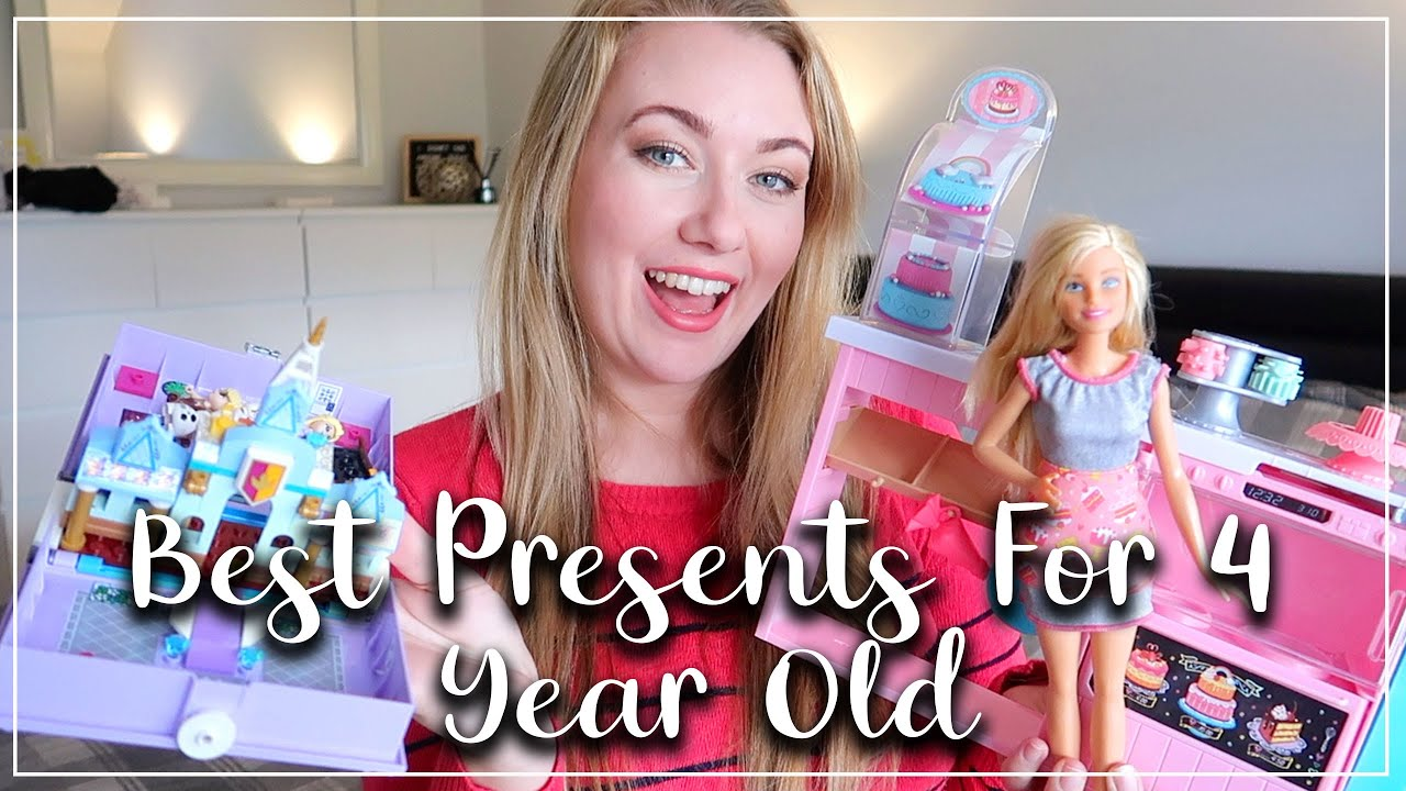 BEST GIFTS FOR 4 YEAR OLD GIRLS - WHAT BIRTHDAY PRESENT TO BUY DON'T WASTE YOUR MONEY - LOTTE ROACH