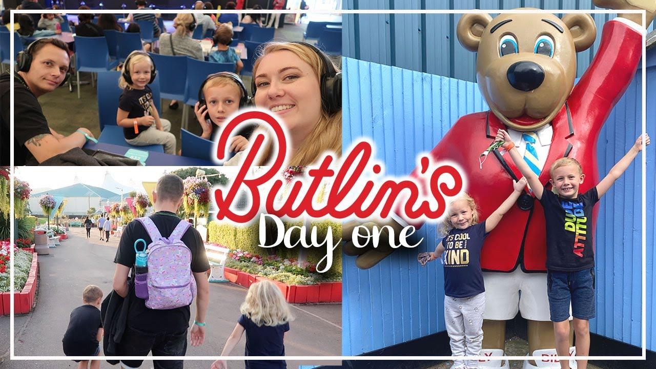BUTLINS MINEHEAD AUGUST 2021 - SILVER ROOM TOUR, SILENT CINEMA, FOOD COURT DINING, FAIRGROUND
